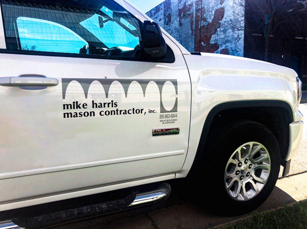 Mike Harris Truck